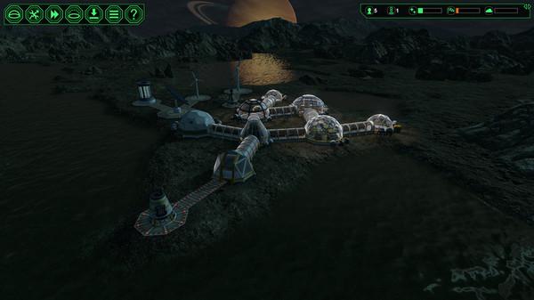 Скриншот №5 к Planetbase