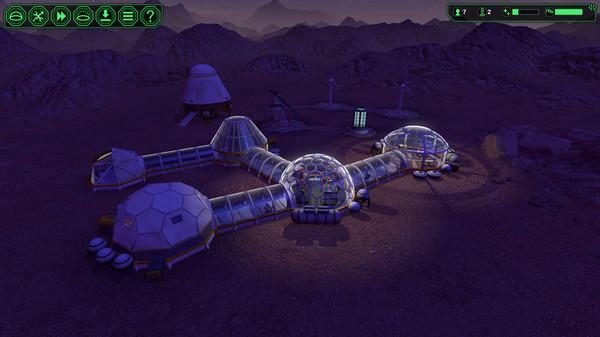Скриншот №9 к Planetbase
