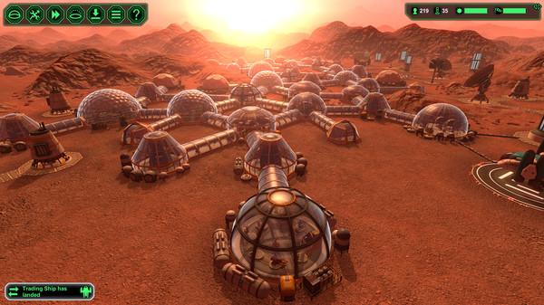 Скриншот №1 к Planetbase