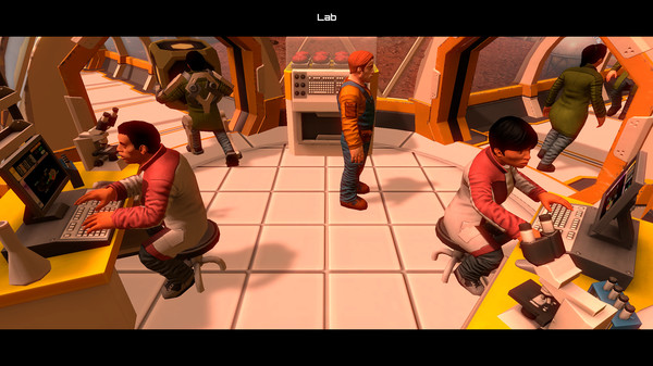 Скриншот №14 к Planetbase