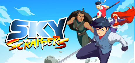 SkyScrappers Cover Image