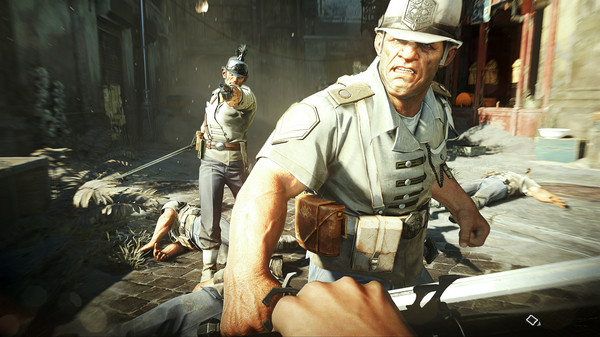 Dishonored 2 скриншот