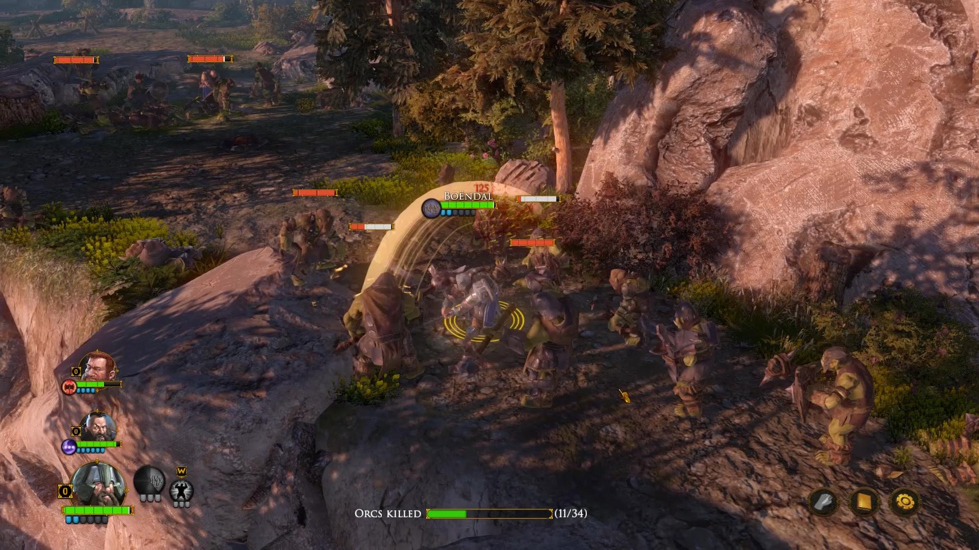 The Dwarves Screenshot 1