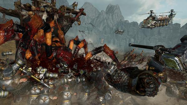 Скриншот №4 к Total War WARHAMMER - Blood for the Blood God
