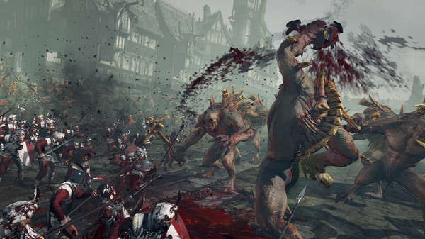 Скриншот №2 к Total War WARHAMMER - Blood for the Blood God