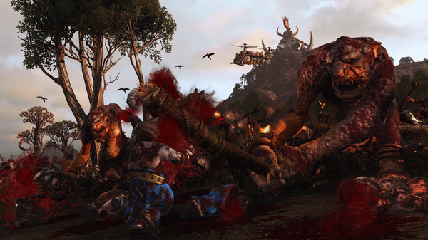 Скриншот №3 к Total War WARHAMMER - Blood for the Blood God