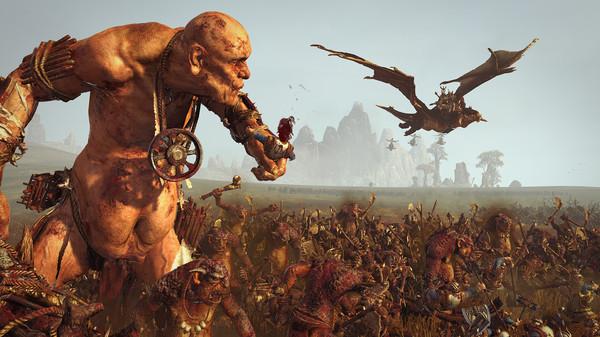 Скриншот №1 к Total War WARHAMMER - Blood for the Blood God
