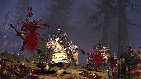 Скриншот №5 к Total War WARHAMMER - Blood for the Blood God