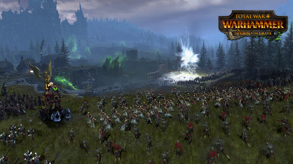 Скриншот №5 к Total War WARHAMMER - The Grim and the Grave