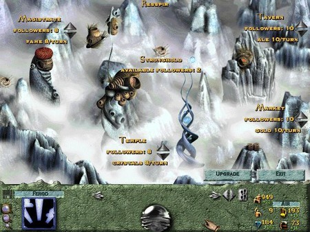 Screenshot of Lords of Magic: Special Edition