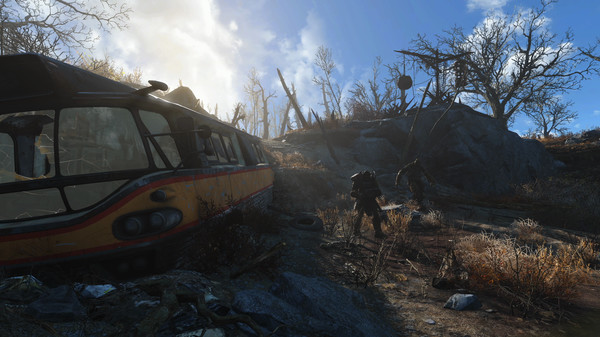 Скриншот №6 к Fallout 4 Season Pass