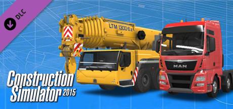 Construction Simulator 2015: Liebherr LTM 1300 6.2