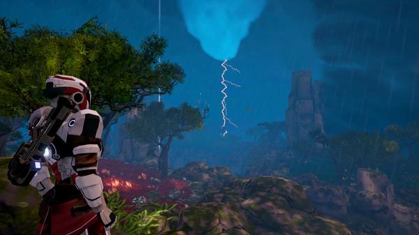 Скриншот №3 к Sky Break