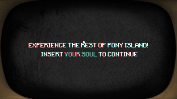 Pony Island скриншот