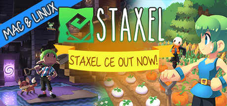 Staxel Cover Image