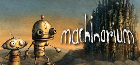 Machinarium Cover Image