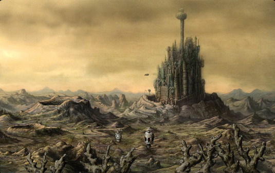 скриншот Machinarium 3