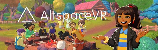 Скриншот №1 к AltspaceVR