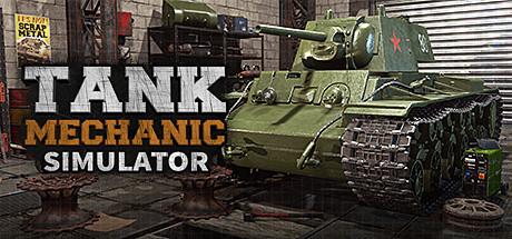 Tank Mechanic Simulator Cover Image