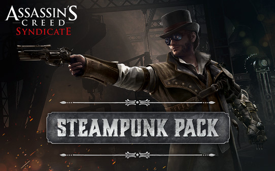 KHAiHOM.com - Assassin's Creed Syndicate - Steampunk Pack
