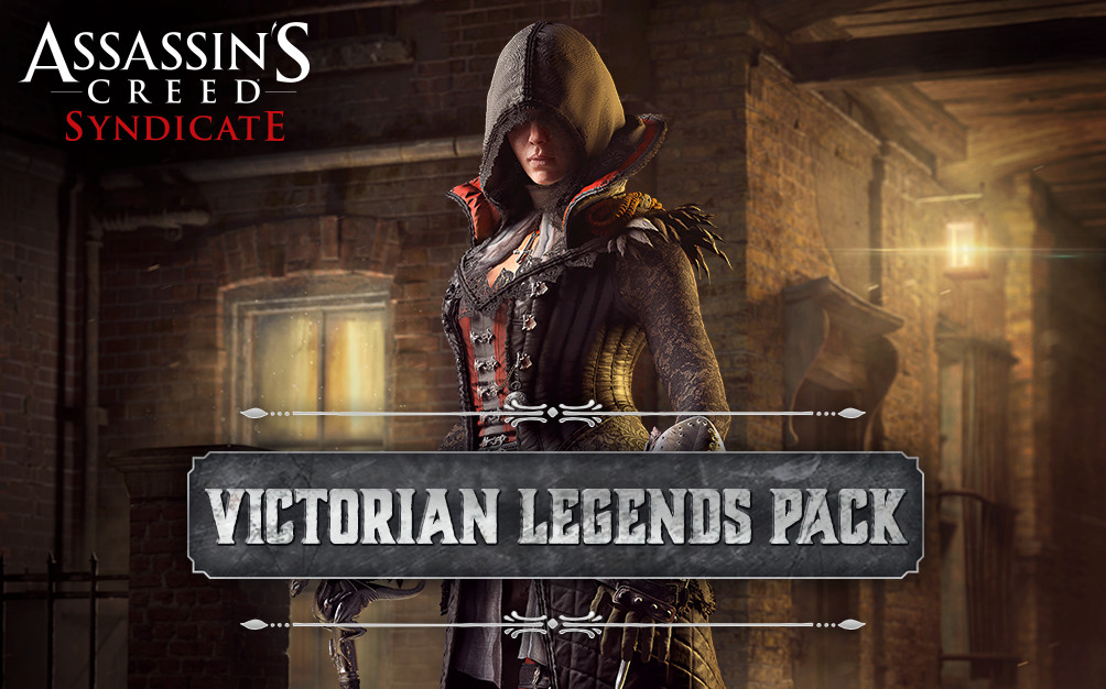 KHAiHOM.com - Assassin's Creed Syndicate - Victorian Legends pack