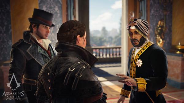 KHAiHOM.com - Assassin's Creed Syndicate - The Last Maharaja
