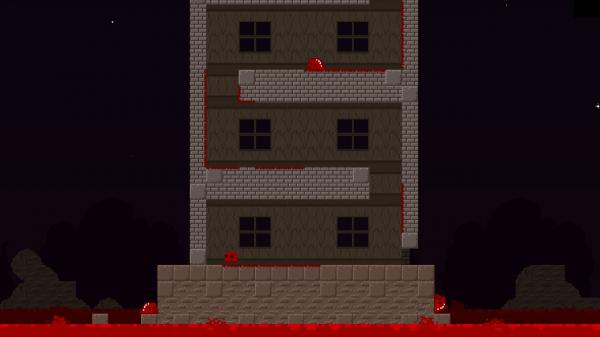 Super Meat Boy скриншот