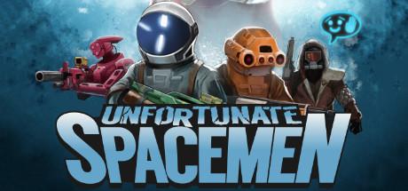 Unfortunate Spacemen Cover Image