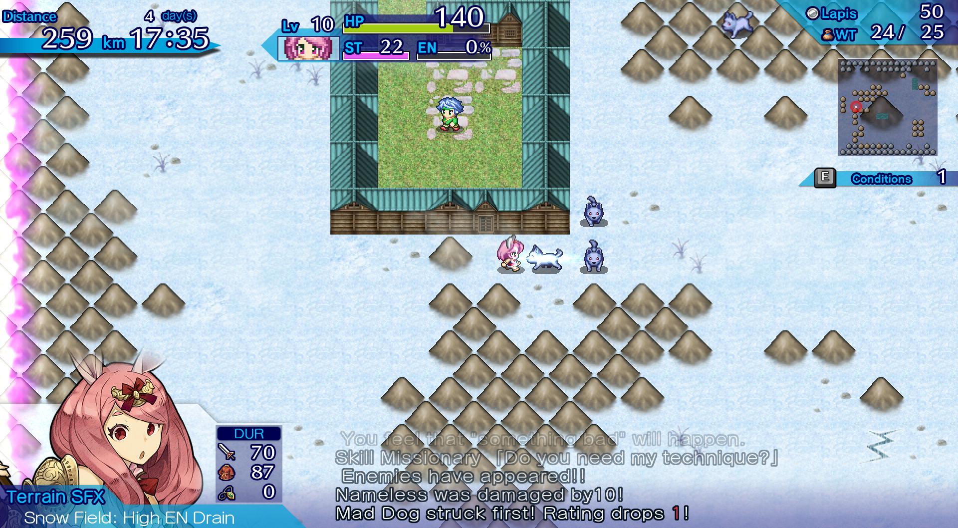 Mystery Chronicle: One Way Heroics Screenshot 2