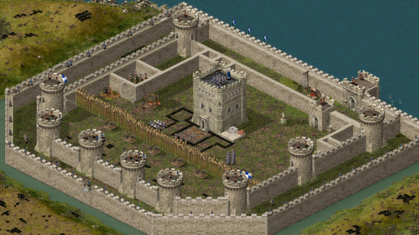 Скриншот №11 к Stronghold HD