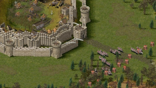 Скриншот №9 к Stronghold HD
