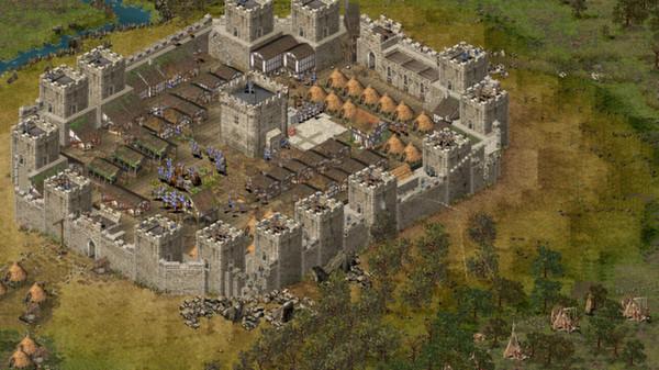 Скриншот №5 к Stronghold HD