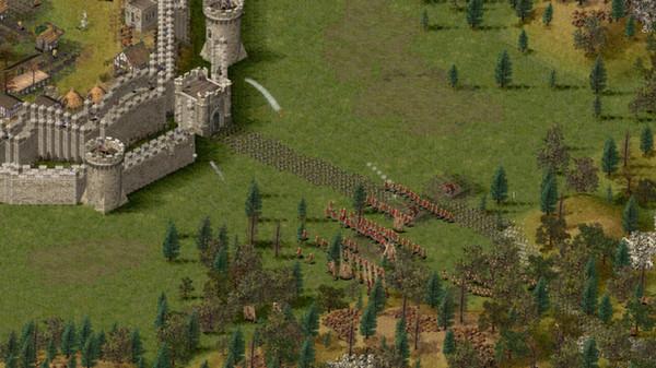 Скриншот №13 к Stronghold HD