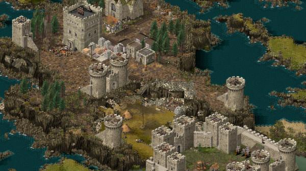 Скриншот №2 к Stronghold HD