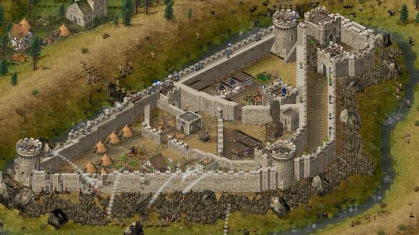Скриншот №8 к Stronghold HD