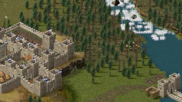 Скриншот №12 к Stronghold HD