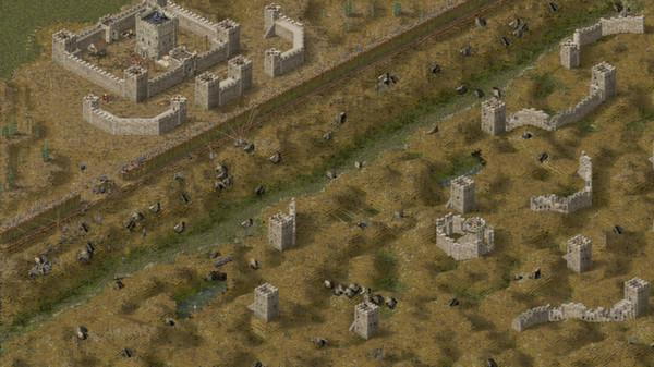 Скриншот №7 к Stronghold HD