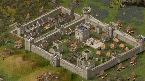 Скриншот №1 к Stronghold HD