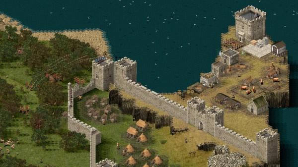 Скриншот №6 к Stronghold HD