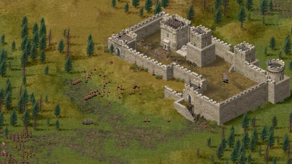 Скриншот №4 к Stronghold HD