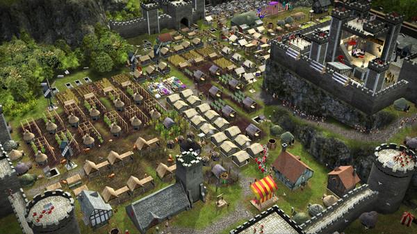 Скриншот №3 к Stronghold 2 Steam Edition
