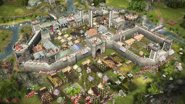 Скриншот №1 к Stronghold 2 Steam Edition