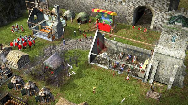 Скриншот №4 к Stronghold 2 Steam Edition