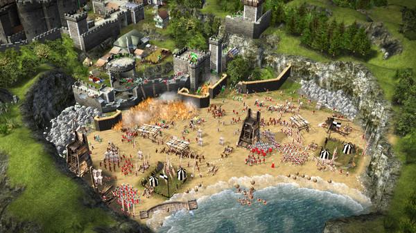 Скриншот №2 к Stronghold 2 Steam Edition