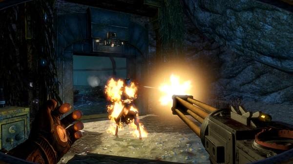 Скриншот №4 к BioShock™ 2 Remastered