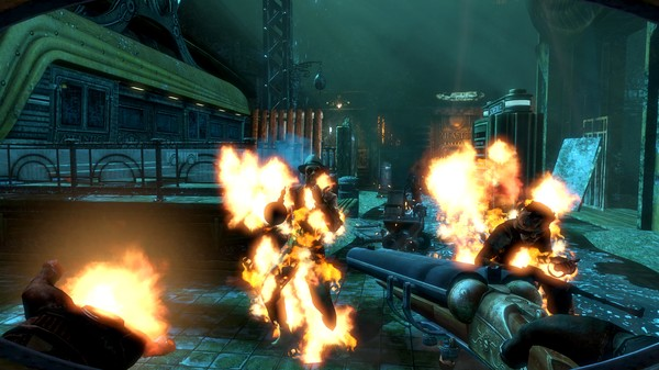 Скриншот №6 к BioShock™ 2 Remastered