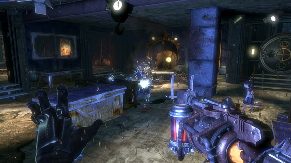 BioShock 2 Remastered v1.0 Plus 15 Trainer-FLiNG