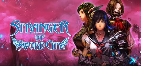 Stranger of Sword City Cover Image