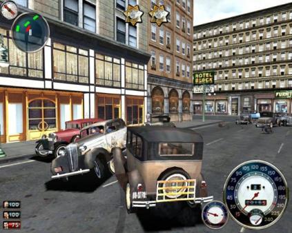 Скриншот №11 к Mafia