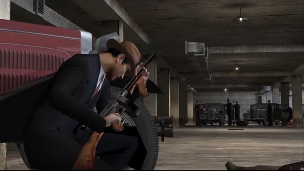 скриншот Mafia 0
